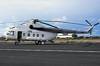 Helicopter-DataBase Photo ID:765 Mi-8PS United Nations LZ-CAM cn:10318