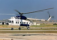 Helicopter-DataBase Photo ID:121 Mi-8PS Malta Air Ccharter LZ-CAP cn:10320