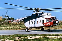 Helicopter-DataBase Photo ID:122 Mi-8PS Malta Air Ccharter LZ-CAR cn:8606
