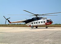 Helicopter-DataBase Photo ID:128 Mi-8PS Malta Air Ccharter LZ-CAR cn:8606