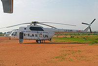 Helicopter-DataBase Photo ID:2046 Mi-8PS United Nations LZ-CAR cn:8606