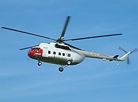 Helicopter-DataBase Photo ID:142 Mi-8PS Malta Air Ccharter LZ-CAV cn:7411