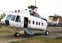 Helicopter-DataBase Photo ID:5262 Mi-8PS HELI AIR Services LZ-CAV cn:7411