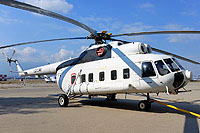 Helicopter-DataBase Photo ID:13639 Mi-8PS unknown LZ-CAV cn:7411
