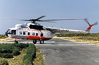 Helicopter-DataBase Photo ID:6445 Mi-8PS Malta Air Ccharter LZ-CAZ cn:99150928