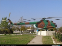 Helicopter-DataBase Photo ID:2893 Mi-8T Museum Krumovo-24th Air Base Museum 301 cn:10301