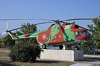 Helicopter-DataBase Photo ID:12448 Mi-8T Museum Krumovo-24th Air Base Museum 301 cn:10301