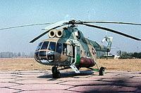 Helicopter-DataBase Photo ID:7262 Mi-8T 24th Helicopter Air Base 305 cn:10305