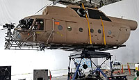 Helicopter-DataBase Photo ID:16907 Mi-8PS Scroggins Aviation Mockup & Effects
