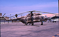 Helicopter-DataBase Photo ID:2607 Mi-8T Peruvian Air Force FAP-678 cn:52037