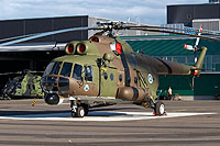Helicopter-DataBase Photo ID:9846 Mi-8T (upgrade by Finland 2) Finnish Army Air Arm HS-11 cn:13307