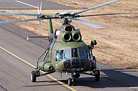 Helicopter-DataBase Photo ID:9847 Mi-8T (upgrade by Finland 2) Finnish Army Air Arm HS-11 cn:13307