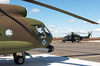 Helicopter-DataBase Photo ID:9850 Mi-8T (upgrade by Finland 2) Finnish Army Air Arm HS-11 cn:13307