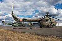 Helicopter-DataBase Photo ID:9853 Mi-8T (upgrade by Finland 2) Finnish Army Air Arm HS-13 cn:13309