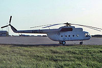 Helicopter-DataBase Photo ID:18041 Mi-8T Finnish Frontier Guard HS-13 cn:13309