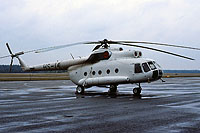 Helicopter-DataBase Photo ID:1551 Mi-8T Finnish Air Force HS-14 cn:13310