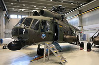 Helicopter-DataBase Photo ID:15511 Mi-8T (upgrade by Finland 2) Kouvola Region Vocational College HS-14 cn:13310