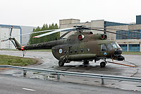 Helicopter-DataBase Photo ID:16512 Mi-8T (upgrade by Finland 2) Finnish Army Air Arm HS-14 cn:13310