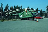 Helicopter-DataBase Photo ID:2899 Mi-8T (upgrade by Finland 1) Finnish Aviation Museum HS-1 cn:13301