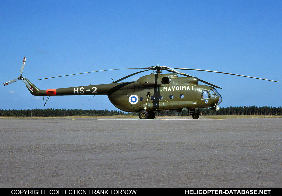 Mi-8T (upgrade by Finland 1)   HS-2