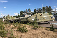 Helicopter-DataBase Photo ID:15507 Mi-8T (upgrade by Finland 2) Karelia Aviation Museum HS-4 cn:13304