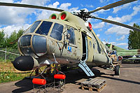 Helicopter-DataBase Photo ID:9928 Mi-8T (upgrade by Finland 2) Karelia Aviation Museum HS-4 cn:13304