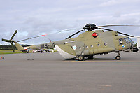 Helicopter-DataBase Photo ID:9931 Mi-8T (upgrade by Finland 2) Pori College HS-4 cn:13304