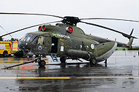 Helicopter-DataBase Photo ID:9932 Mi-8T (upgrade by Finland 2) WinNova Länsirannikon Koulutus Oy Ltd HS-4 cn:13304