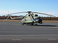 Helicopter-DataBase Photo ID:2788 Mi-8PS (upgrade by Finland) Finnish Army Air Arm HS-5 cn:13305