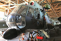 Helicopter-DataBase Photo ID:15508 Mi-8PS (upgrade by Finland) Finnish Museum Vesivehmaa HS-5 cn:13305