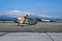 Helicopter-DataBase Photo ID:14924 Mi-8T Air Transport Europe OK-MYN cn:98203673