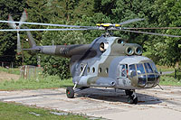Helicopter-DataBase Photo ID:18108 Mi-8PS 24th Transport Air Base 0001 cn:730001