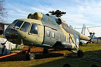 Helicopter-DataBase Photo ID:3242 Mi-8PS Aviation Museum Praha-Kbely 0830 cn:10830