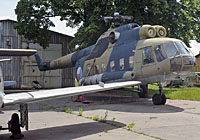 Helicopter-DataBase Photo ID:3774 Mi-8PS Aviation Museum Praha-Kbely 0830 cn:10830
