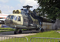 Helicopter-DataBase Photo ID:3775 Mi-8PS Aviation Museum Praha-Kbely 0830 cn:10830