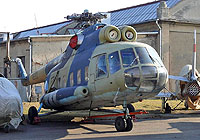 Helicopter-DataBase Photo ID:3943 Mi-8PS Aviation Museum Praha-Kbely 0830 cn:10830