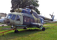 Helicopter-DataBase Photo ID:4152 Mi-8PS Aviation Museum Praha-Kbely 0830 cn:10830