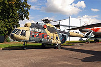 Helicopter-DataBase Photo ID:14939 Mi-8PS Aviation Museum Praha-Kbely 0830 cn:10830