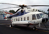 Helicopter-DataBase Photo ID:4149 Mi-8PS 24th Transport Air Base 0834 cn:10834