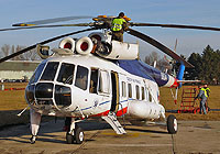 Helicopter-DataBase Photo ID:4150 Mi-8PS 24th Transport Air Base 0834 cn:10834