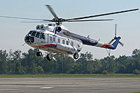 Helicopter-DataBase Photo ID:7066 Mi-8PS 24th Transport Air Base 0834 cn:10834