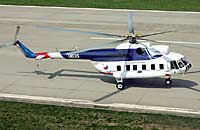 Helicopter-DataBase Photo ID:727 Mi-8PS 24th Transport Air Base 0835 cn:10835