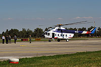 Helicopter-DataBase Photo ID:9500 Mi-8PS 24th Transport Air Base 0836 cn:10836