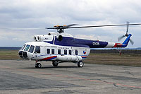 Helicopter-DataBase Photo ID:10962 Mi-8PS 24th Transport Air Base 0836 cn:10836