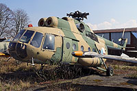 Helicopter-DataBase Photo ID:3699 Mi-8T Aviation Museum Praha-Kbely 1232 cn:041232