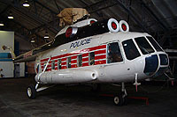 Helicopter-DataBase Photo ID:10963 Mi-8PS Czech police aviation department B-8733 cn:10833