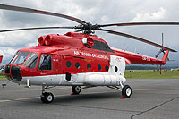Helicopter-DataBase Photo ID:12868 Mi-8T Air Transport Europe OM-EVA cn:98417157