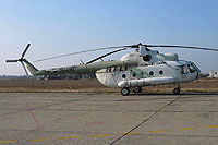 Helicopter-DataBase Photo ID:12869 Mi-8T Air Transport Europe OM-EVA cn:98417157