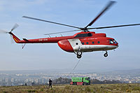 Helicopter-DataBase Photo ID:12870 Mi-8T TECH-MONT OM-EVA cn:98417157