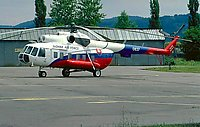 Helicopter-DataBase Photo ID:584 Mi-8PS 32nd Transport Regiment 0837 cn:10837